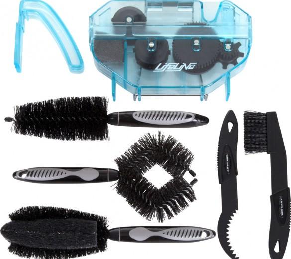image of LifeLine bike cleaning kit