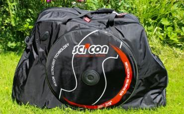 Scicon AeroComfort MTB 2.0 TSA バイクバッグの使い方