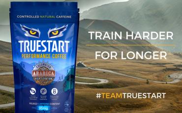 スポーツ前の最適なカフェイン摂取は TrueStart で!